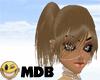 ~MDB~ BROWN TASHA HAIR