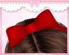 KID Headband Red Nobre