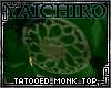 Tattooed Monk Top