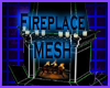 Regal Fireplace MESH