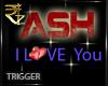 ! Ash Words