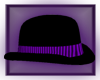 Derby Purple Hat