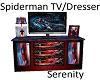 Spiderman Tv Dresser
