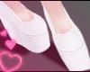 ♥ flatforms - white