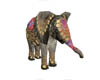 Baby Bollywood Elephant