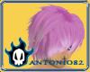 Pink Emo Hair