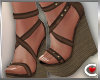 *SC-Bekka Wedge Sandals