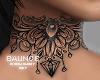 B. Arcan tatto neck