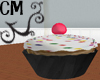 Yummy Cupcake Bed