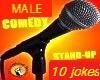 Standup comedy (M)