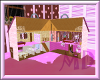 Little pink Dollhouse