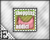 [E] ShoppingAddict Stamp