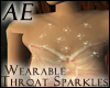 Gold Starfire (wearable)