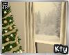 Animated Snow Window