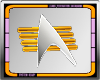 ∞ Trek Comm Badge 3