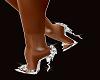 WEDDING Crystall Shoes