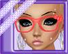 red teen wayfare/bow