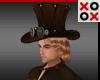 Steampunk Hat Hair