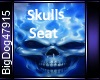 [BD] Skull Seat