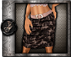 [JZ] Vintage lace skirt