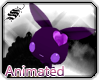 *S Bunny Head Pet Royal