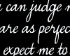 [KC]JUDGE ME?