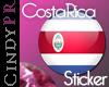 *CPR Costa Rica Flag