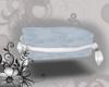 ~ks~ silver & blue float