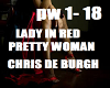 PRETTY WOMAN-lady in red