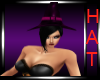 Adella Witchy Purp Hat