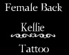 Kellie Back Tattoo