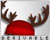 0   Reindeer Hat