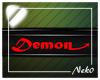 *NK* Demon Body Sign