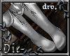 -die- Medieval boot DRV