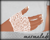 !mml Syda Gloves White