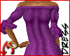 FlutterDress Lilac