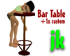 Table (I love you)