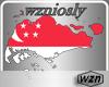 wzn Singapore FlagMap