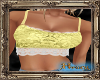 PHV Lace Top Yellow