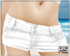 RS*JeanShorts-White
