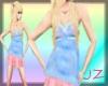 Pastel Blue Flair