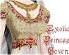Exotic Princess Gown