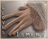 [Is] Fur Gloves Nude