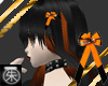 }T{ Halloween Hair bow