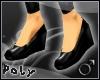 Wedge Heels .m. [black]