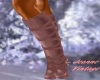 ;R; Jeanne Vin Boots