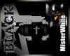 MRW|Goth Cross Ring|LRF