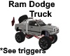 [BD] Ram Dodge Truck