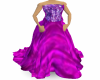 JB~ PURPLE GOWN