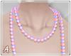 A  Pastel Necklace (F)